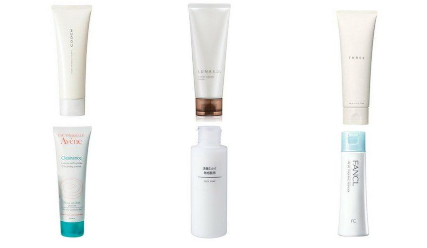 市販の洗顔料のおすすめ人気ランキング20選:プチプラドラッグストアとデパコス部門