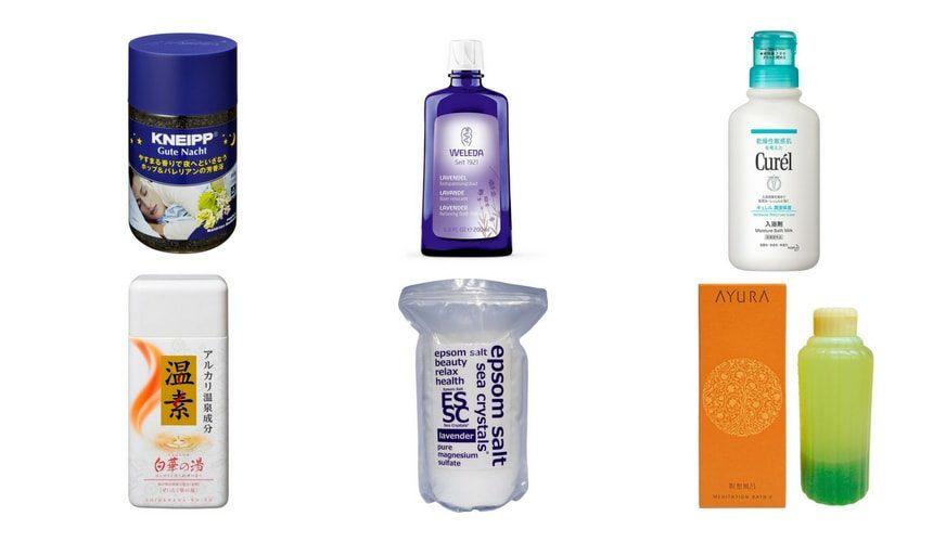 入浴剤のおすすめ人気ランキング