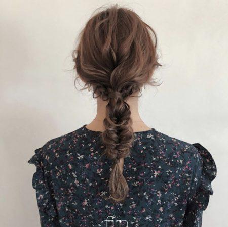 【ロングヘア】簡単にできるヘアアレンジ|ヘアカタログLALA