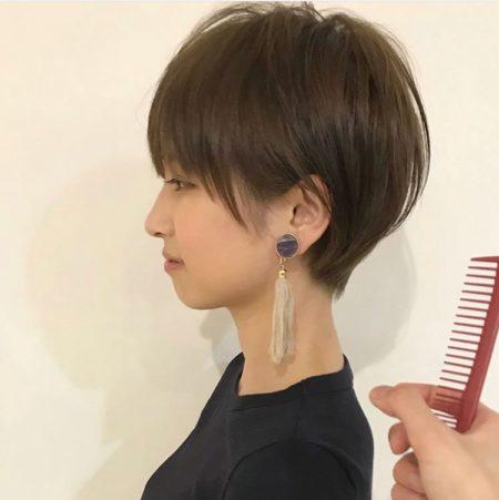 【50代髪型】おすすめの「ショート」ヘアスタイル・ヘアカタログ|ヘアカタログLALA [ララ]