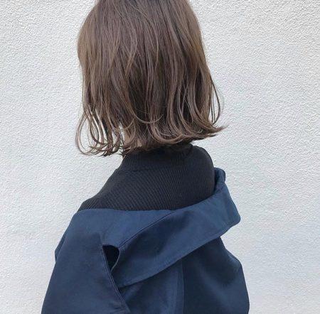 【40代髪型】「面長」の人におすすめボブ・ヘアスタイル|ヘアカタログLALA