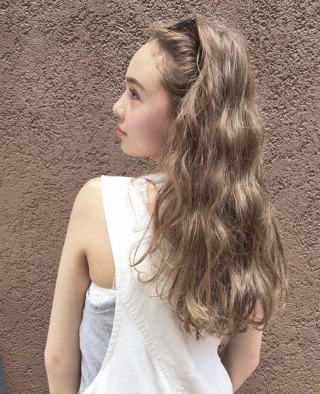 【ロングヘア】簡単にできるロングヘア|ヘアカタログLALA