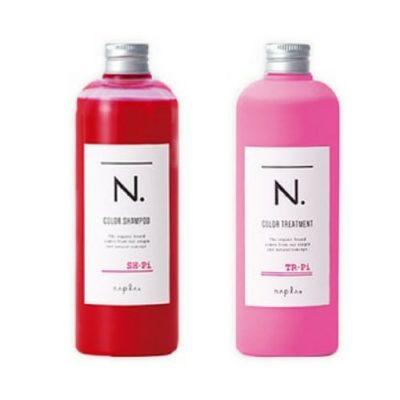 N.(エヌドット)カラーシャンプー&トリートメント ピンク