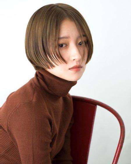 タイトなショートヘア|ヘアカタログLALA [ララ]