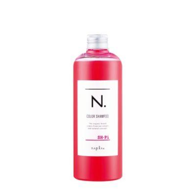 ナプラ N. エヌドット カラーシャンプー Pi ピンク