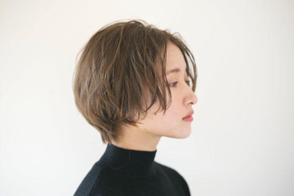 髪の量が多い人に似合うショートヘアの条件