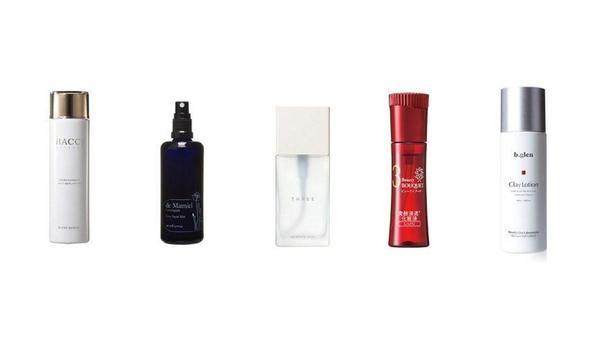 60代におすすめの「化粧水」人気ランキング