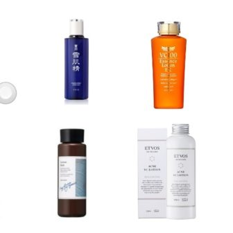 20代におすすめの化粧水人気ランキング