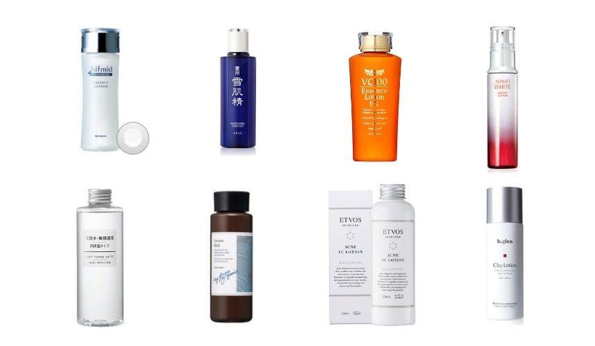 20代におすすめの「化粧水」人気ランキング