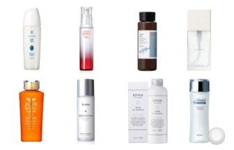 40代におすすめの「化粧水」人気ランキング