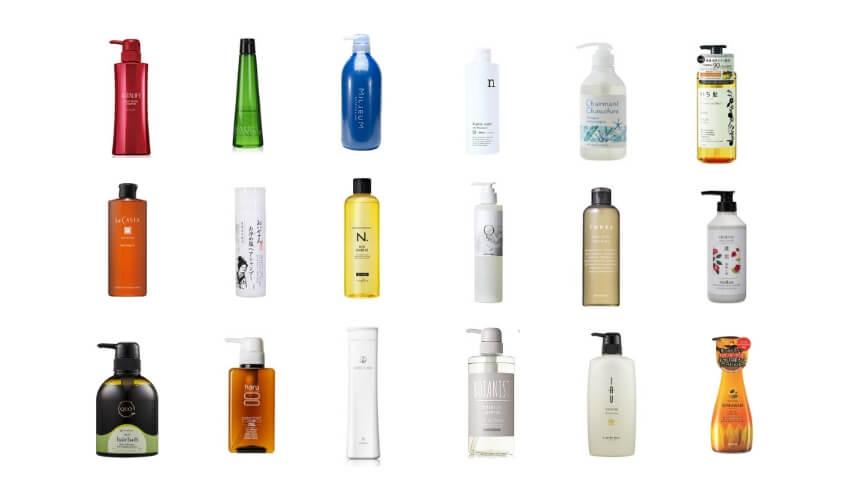 【美容師が選ぶ】シャンプーのおすすめ人気ランキング