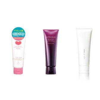 敏感肌の毛穴ケアにおすすめ洗顔料ランキング