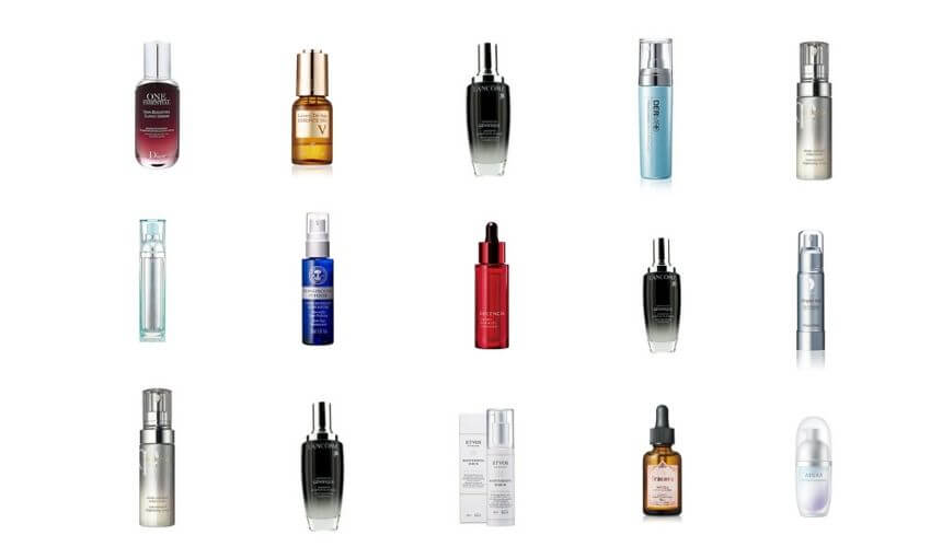 Beauty serum recommended popularity ranking