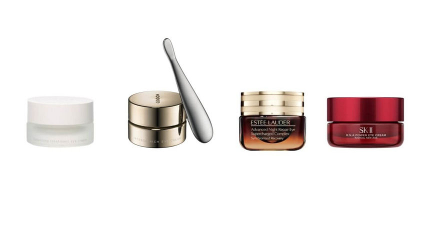10 eye cream popularity rankings recommended for wrinkles on the eyes