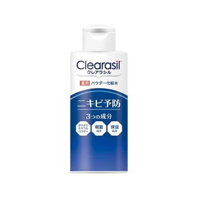 クレアラシル 薬用 パウダーローション
