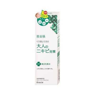 肌美精 大人のニキビ対策 薬用美白化粧水