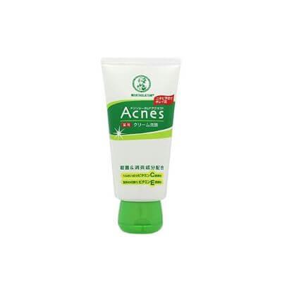 メンソレータム アクネス ニキビ予防薬用クリーム洗顔