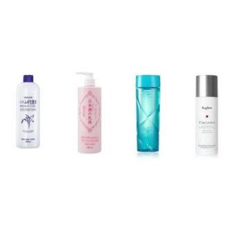 毛穴ケア化粧水のおすすめ人気ランキング