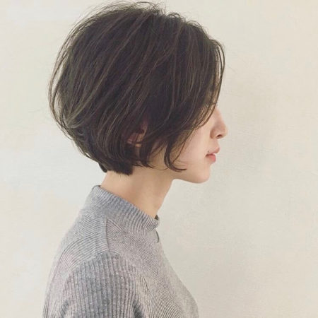 前髪 なし ワンレンボブ 【2021最新】今どきワンレンボブ特集!〈前髪あり・なし〉お気に入りの髪型がきっと見つかる MINE(マイン)