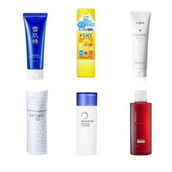 美白スキンケア化粧品のおすすめ人気ランキング
