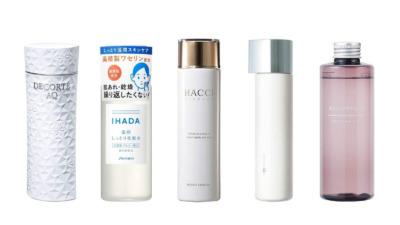 60代化粧水のおすすめ人気ランキング