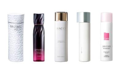 50代化粧水のおすすめ人気ランキング