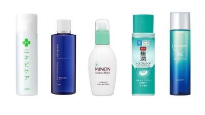 ニキビケア化粧水のおすすめ人気ランキング