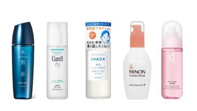 敏感肌におすすめ化粧水の口コミ人気ランキング15選【プチプラ・デパコス・ドラッグストア】