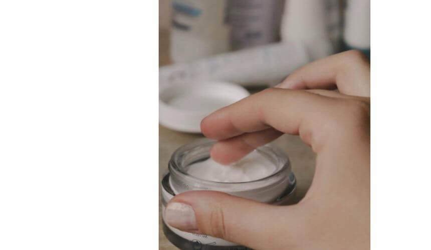 クレンジングクリーム基本の使い方