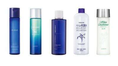 大人ニキビ化粧水のおすすめ人気ランキング10選