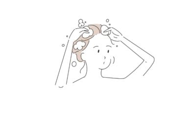 サラサラの美しい髪になるシャンプーの正しいやり方・頭皮と髪の洗い方
