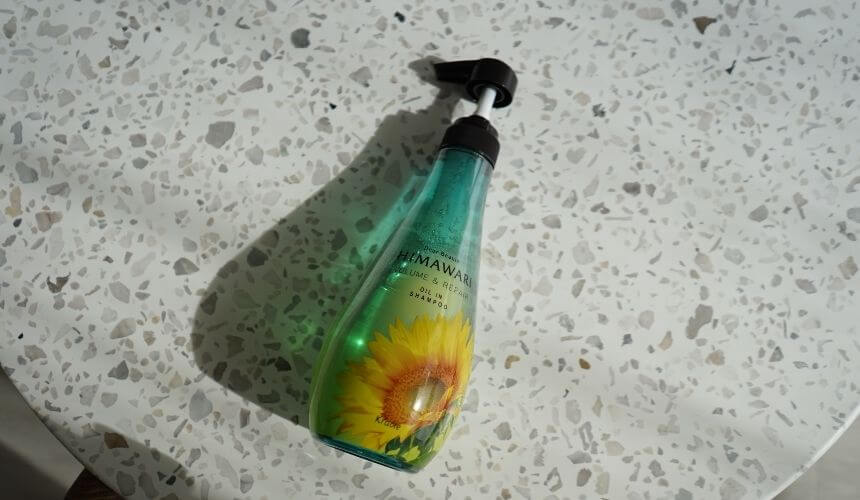 【口コミ評価&成分解析】ひまわりシャンプー ボリューム&リペアを美容師が使って効果検証レビュー
