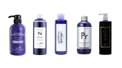 【ムラシャン】紫シャンプーのおすすめ人気ランキング10選【美容師が厳選】