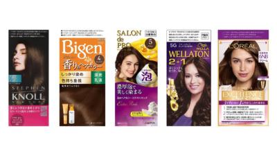 白髪染めのおすすめ人気ランキング13選【美容師が選ぶ市販アイテム】