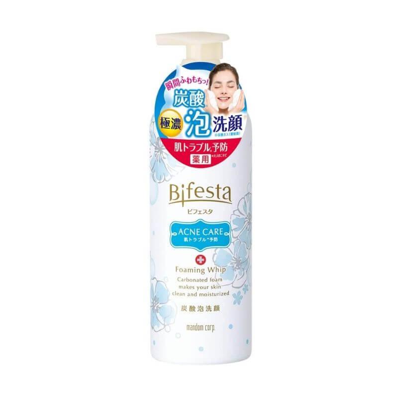 ビフェスタ 泡洗顔 コントロールケア