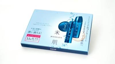コーセー米肌の口コミ評価は本当14日間トライアル潤い体感セットを実際に使って効果検証レビュー
