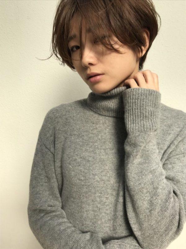 """【people】""""onodera"""" ハンサムショート"""