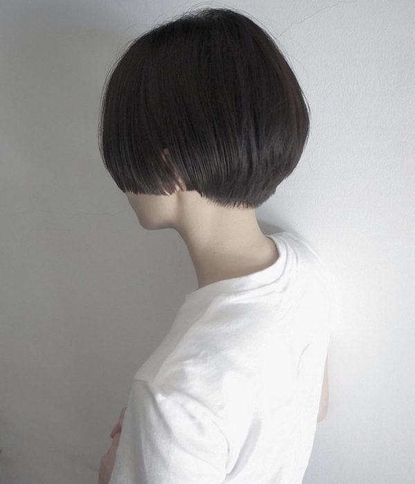 black short bob|【people】磯部 忠勝