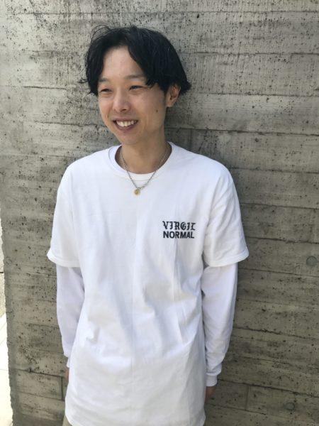 馬橋達佳 log(ラグ)の美容師・スタイリスト