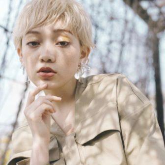 ハイトーンマッシュショート|美容室【CIECA.】野元亮太