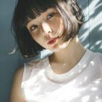 ワンレンアゴラインボブ|美容室【CIECA.】野元亮太