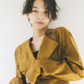 サイドパートショートボブ|美容室【CIECA.】野元亮太
