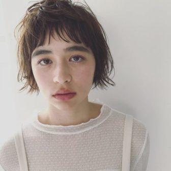 アーバンボブルフ|美容室【log】馬橋 達佳のヘアスタイル