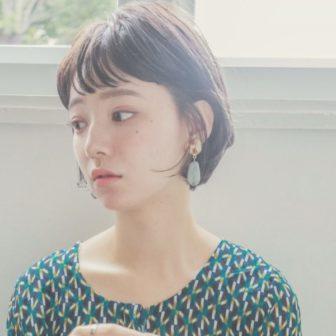 フレンチショート|美容室【NOESALON】SOBUEのヘアスタイル