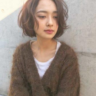 長めのショートスタイル☆|美容室【NOESALON】SOBUE