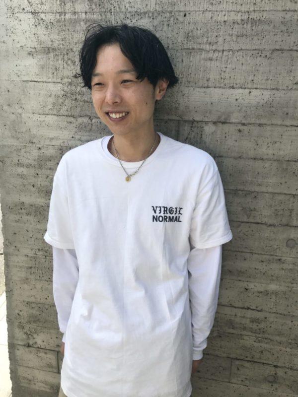 馬橋達佳|log(ラグ)の美容師・スタイリスト