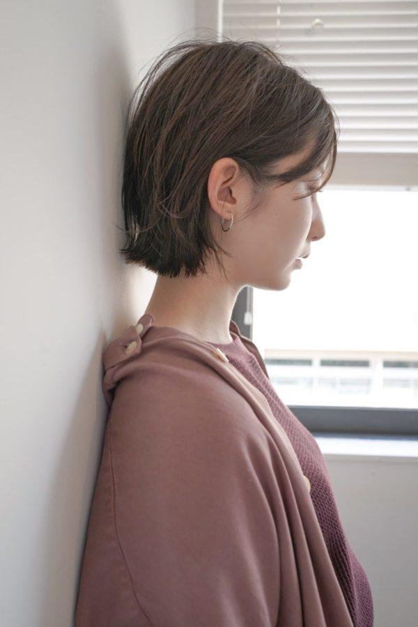 bob 美容室【tsunagu】服部 達哉のヘアスタイル