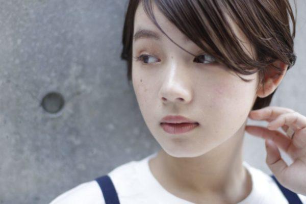 髪型がファッションになるフレンチショート|【people】簑輪 拓のヘアスタイル