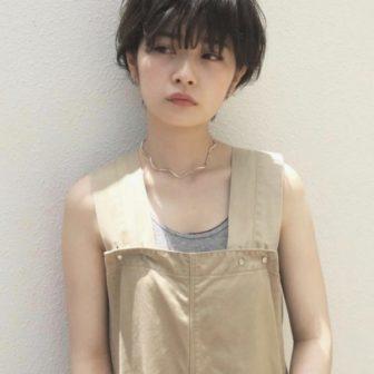 カーキアッシュショート|【people】椎 健太郎のヘアスタイル
