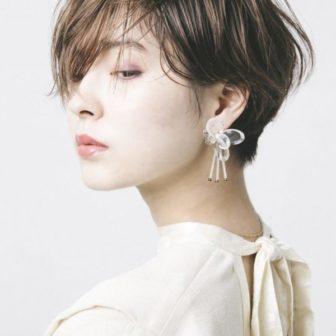ニュアンスショートカット|美容室【CIECA.】野元亮太のヘアスタイル